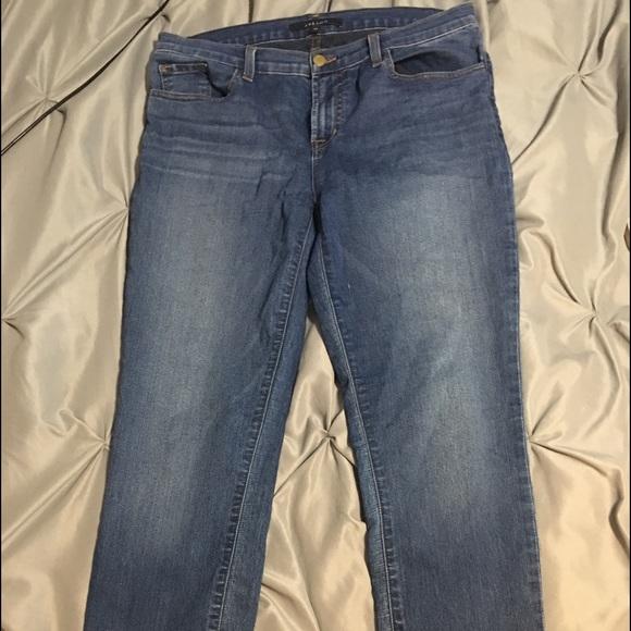 J Brand Denim - J Brand mid rise stretch soft jean 31
